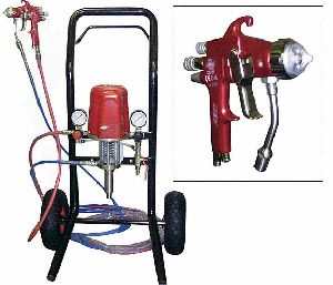 Air Assisted Airless Spray Painting Machine
