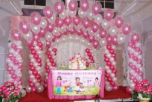 Birthday Party Management Services