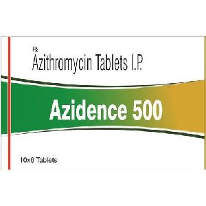 Azithromycin 500 Tablets