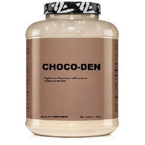 CHOCO-DEN Protein Powder