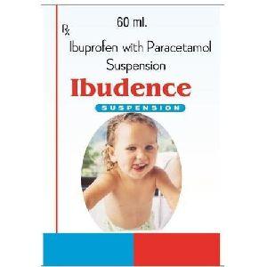 Ibuprofen with Paracetamol Suspension