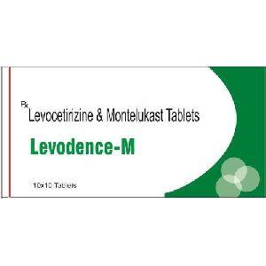 Levocetirizine & Montelukast Tablets