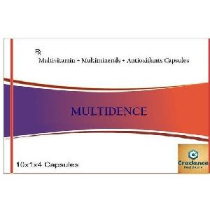 Multivitamin Multimineral Antioxidants Capsules