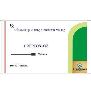 Oflaxacin Ornidazole Tablets