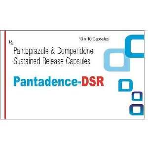 Pantoprazole & Domperidone Sustained Release Capsules