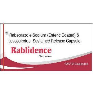Rabeprazole Sodium & Levosulpiride Sustained Release Capsules