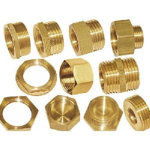 Brass Couplings