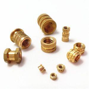 Brass Precision Inserts