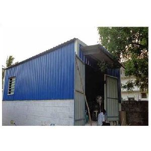 Workshop Roofing Shed