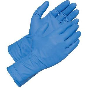 Nitrile Safety Gloves