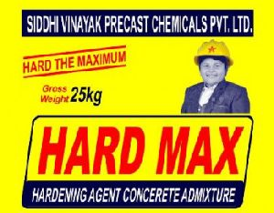 Hardmax Hard The Maximum Hardening Agent Concrete Admixture