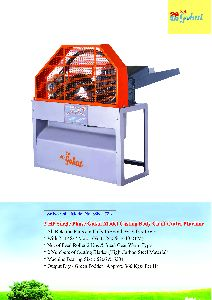 SK-72 C Electric Motor Chaff Cutter Machine
