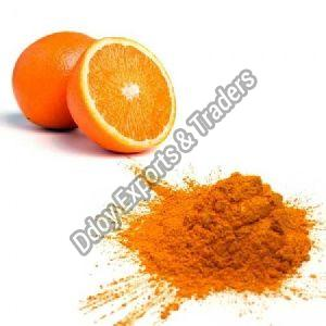 Orange Thol Powder