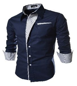 Mens Formal Slim Fit Shirt