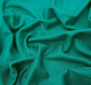 Green Rayon Fabric