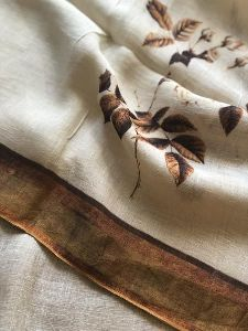 Super Linen Saree Fabric