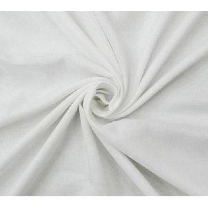 White Rayon Fabric