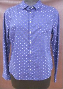 Ladies Polka Dot Shirt