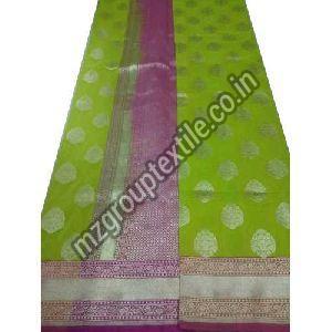 Fancy Katan Silk Saree