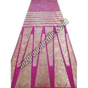 Fancy Unstitched Banarasi Lehenga