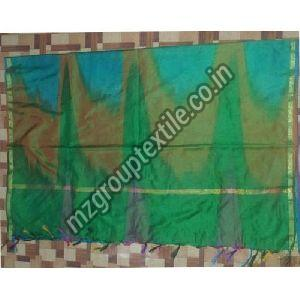 Green Rainbow Dupatta