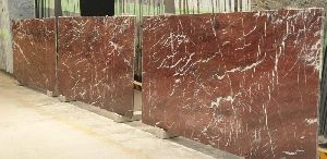 Red Lavante Marble Stone