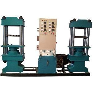 Hydraulic Rubber Molding Press