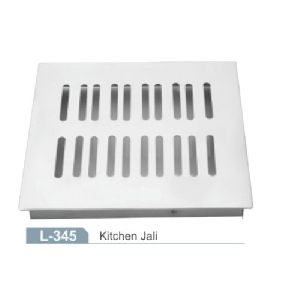 Stainless Steel Kitchen Jali