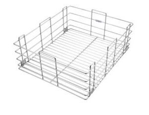 Stainless Steel Grain Trolley Basket