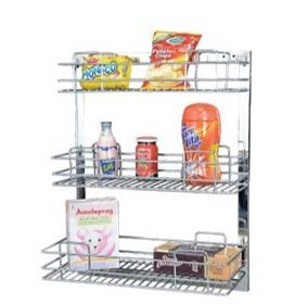 Stainless Steel Pull Out Basket