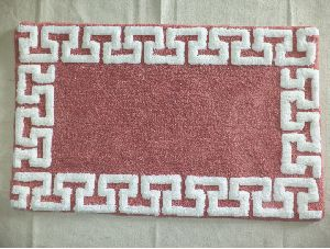 Hand Tufted Bath Rug
