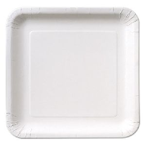 Square Paper Plate