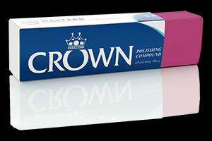 CROWN CM 48 Pink - Finishing