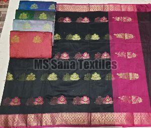 Handloom Banarasi Sarees