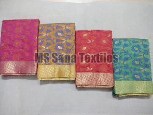 Party Wear Chanderi Cotton Sarees