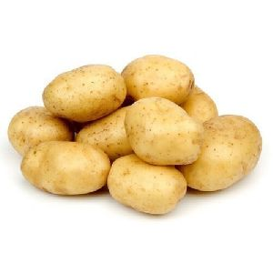 Fresh Brown Potato