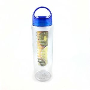 Blue Fruit Infuser Water Bottle