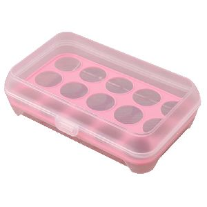 Plastic Egg Storage Tray