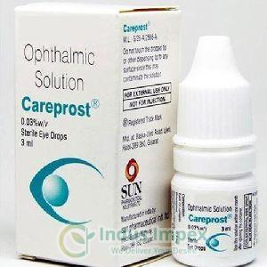Ophthalmic Solution Eye Drop