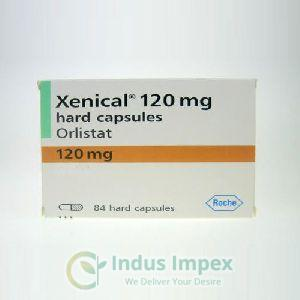 Xenical 120 Mg Hard Capsules
