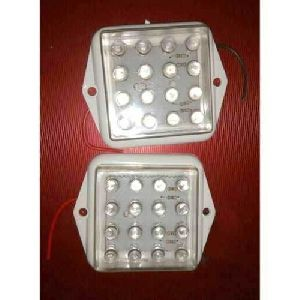 Truck Square LED Light