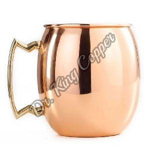 Copper Plain Cups