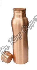 Screw Cap Copper Bottle