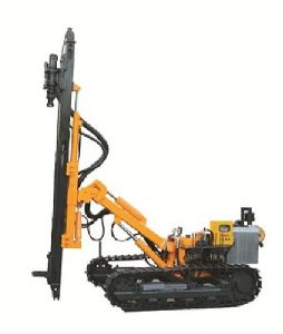 High Quality Mechanical Hydraulic Type Blast Hole Drilling Rig