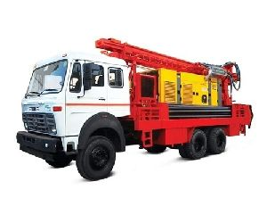 PDTHR-300 Truck Mounted Drilling Rig