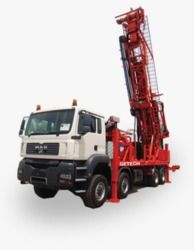 Reverse Circulation Drilling Rig