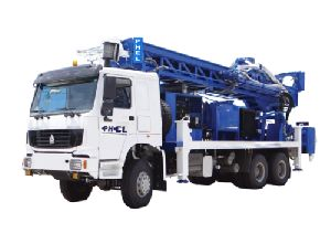 PDTHR-450 Water Well Drilling Rig
