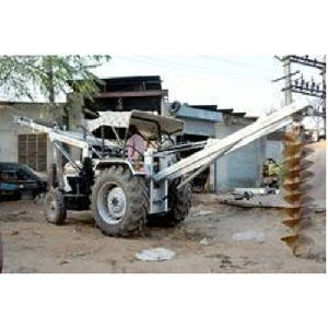 Ground Hole Drilling Machine Hydraulic Earth Auger