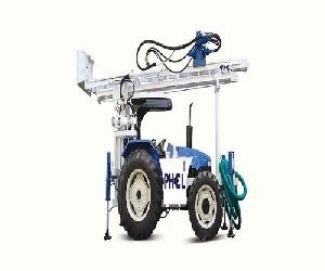 150 Meter Tractor Mounted Drilling Machine
