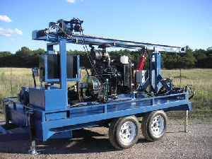 PCDR-100 Trolley Mounted Soil Investigation Drilling Rig